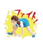 コップのフチ子~リアル編~(個別スタンプ:27)