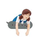 コップのフチ子~リアル編~(個別スタンプ:32)