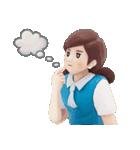 コップのフチ子~リアル編~(個別スタンプ:33)