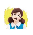 コップのフチ子~リアル編~(個別スタンプ:36)