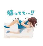 コップのフチ子~リアル編~(個別スタンプ:38)