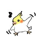 インコな気持ち(個別スタンプ:02)