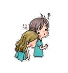 YOU & ME(個別スタンプ:19)