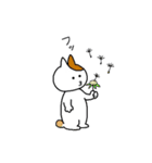 子猫の茶々丸2(個別スタンプ:03)