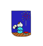 子猫の茶々丸2(個別スタンプ:10)