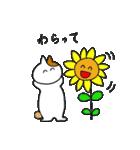 子猫の茶々丸2(個別スタンプ:15)