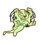 落ち着け!緑男(個別スタンプ:05)