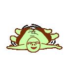 落ち着け!緑男(個別スタンプ:09)