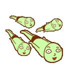 落ち着け!緑男(個別スタンプ:19)