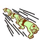 落ち着け!緑男(個別スタンプ:20)