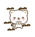 ゆるっとネコ(個別スタンプ:09)