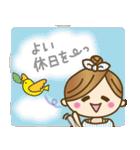 友だち敬語2【よく使うリアクション】(個別スタンプ:34)