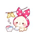 もちずきんちゃん1(個別スタンプ:36)