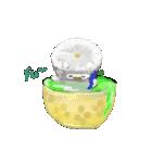 和菓子の妖精 わがちゃん(個別スタンプ:03)