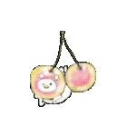 和菓子の妖精 わがちゃん(個別スタンプ:08)