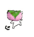 和菓子の妖精 わがちゃん(個別スタンプ:09)