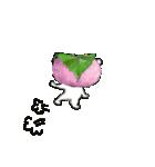 和菓子の妖精 わがちゃん(個別スタンプ:10)