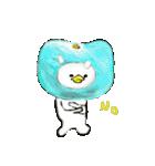 和菓子の妖精 わがちゃん(個別スタンプ:18)