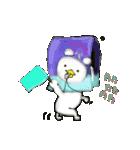 和菓子の妖精 わがちゃん(個別スタンプ:23)