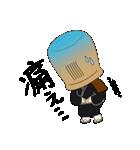 虚無僧「万吉」(個別スタンプ:05)