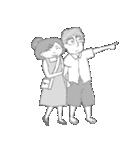 カップルの日常3 新婚編(個別スタンプ:32)