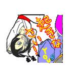ムカつく幽霊少女(個別スタンプ:26)