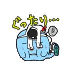 ムカつく幽霊少女(個別スタンプ:35)