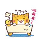 困り顔の茶トラ猫(個別スタンプ:30)