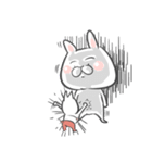 にんじん丸とブラ犬(個別スタンプ:02)