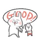 にんじん丸とブラ犬(個別スタンプ:34)
