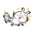 にんじん丸とブラ犬(個別スタンプ:36)
