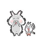 にんじん丸とブラ犬(個別スタンプ:38)