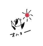 らくがきモーさん(個別スタンプ:03)