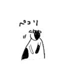 らくがきモーさん(個別スタンプ:18)