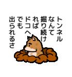 犬のタメさん語る(個別スタンプ:10)