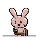 ロンリーラビット ~ぼっち専用スタンプ~(個別スタンプ:35)
