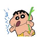 夏だゾ!クレヨンしんちゃんアニメスタンプ(個別スタンプ:05)