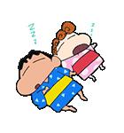 夏だゾ!クレヨンしんちゃんアニメスタンプ(個別スタンプ:10)