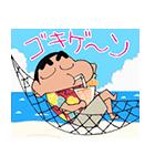 夏だゾ!クレヨンしんちゃんアニメスタンプ(個別スタンプ:13)