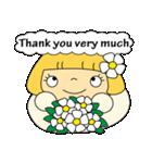 恋愛ラブリーガール!NO.2はなちゃん(個別スタンプ:01)