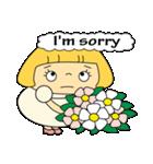 恋愛ラブリーガール!NO.2はなちゃん(個別スタンプ:02)