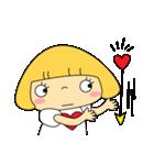 恋愛ラブリーガール!NO.2はなちゃん(個別スタンプ:11)