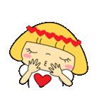 恋愛ラブリーガール!NO.2はなちゃん(個別スタンプ:12)