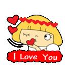 恋愛ラブリーガール!NO.2はなちゃん(個別スタンプ:13)