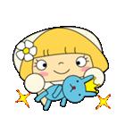 恋愛ラブリーガール!NO.2はなちゃん(個別スタンプ:18)