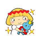 恋愛ラブリーガール!NO.2はなちゃん(個別スタンプ:20)
