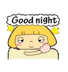 恋愛ラブリーガール!NO.2はなちゃん(個別スタンプ:22)