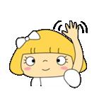 恋愛ラブリーガール!NO.2はなちゃん(個別スタンプ:27)