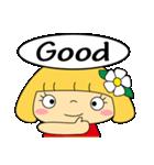 恋愛ラブリーガール!NO.2はなちゃん(個別スタンプ:39)