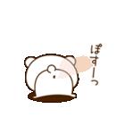 ゲスくま3(個別スタンプ:9)